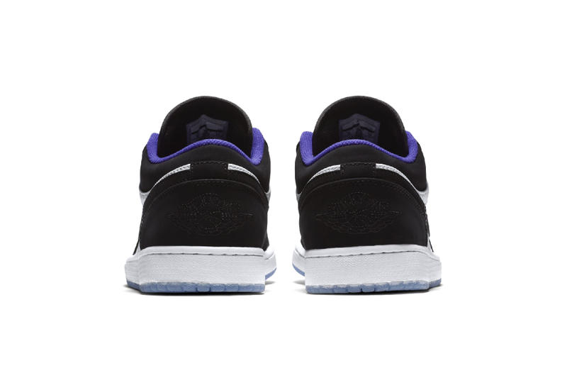 Air Jordan 1 Low New colorways 2018 fall tiffany space jam blue purple sneakers release date price info first look purchase