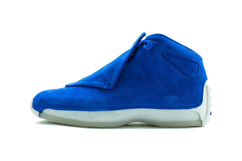 pretty nice 30a67 8c6da air jordan 18 racer blue release date 2018 september jordan brand footwear
