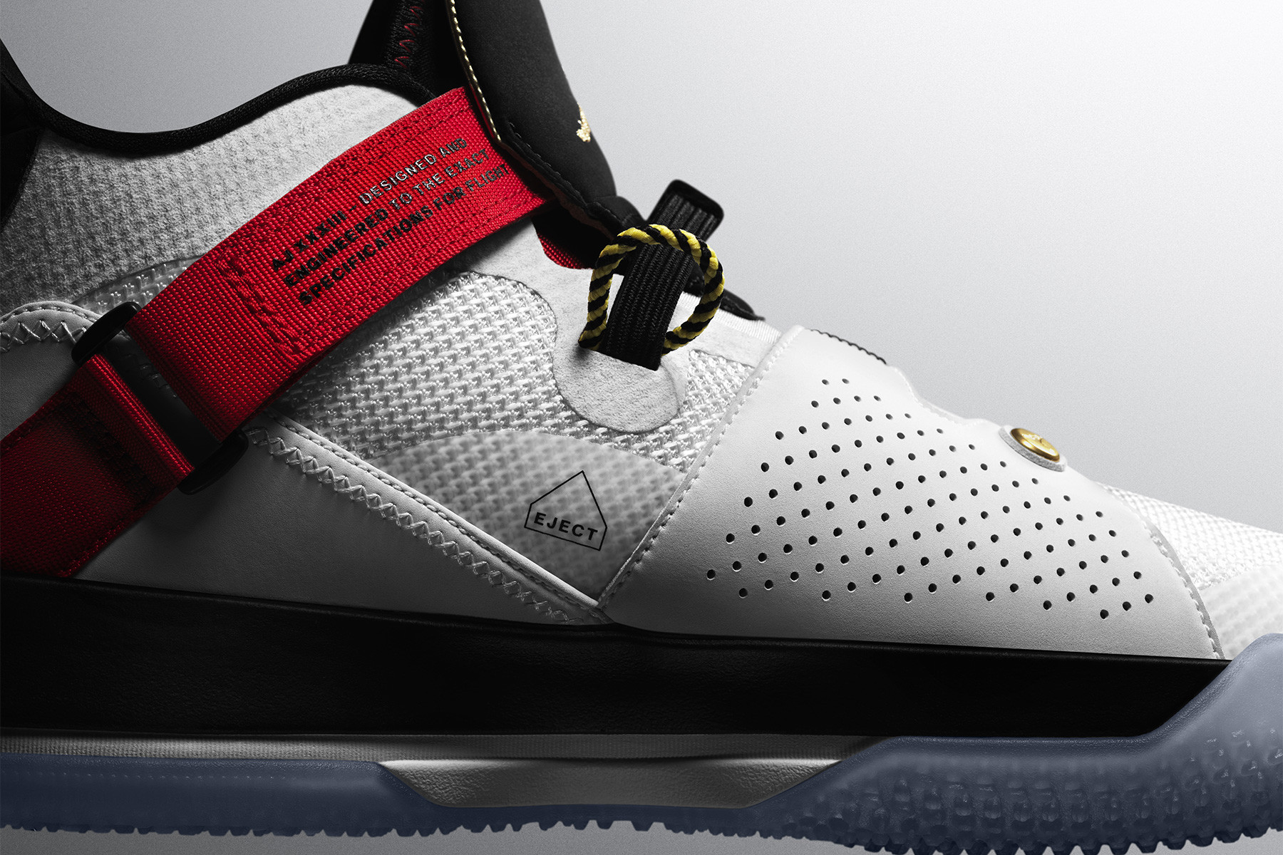619934d9951d1f ... Air Jordan 33 – the first ever laceless performance basketball shoe in Jordan  Brand history. hypebeast.com