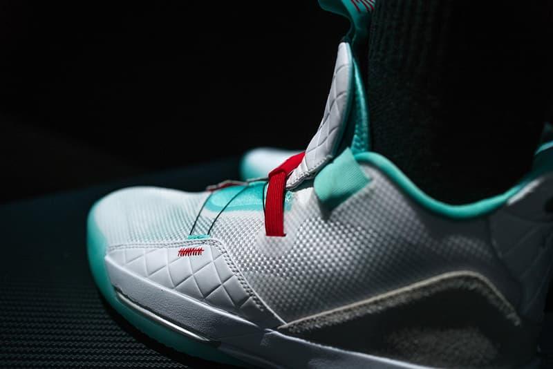 air jordan 33 los angeles event jabari parker mike conley jr footwear apparel 2018 2091 fashion basketball