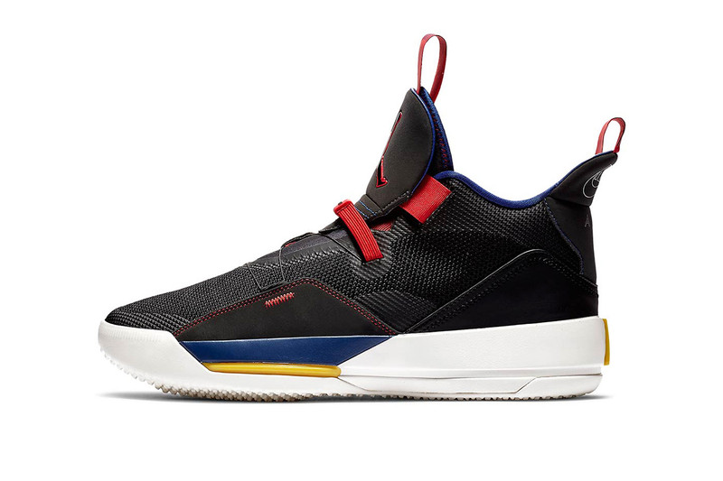 Jordan Brand s newly-revealed Air Jordan 33 is hitting the ground running  since its introduction earlier this month. Its
