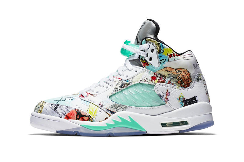 new concept f5155 62027 Air Jordan 5 retro
