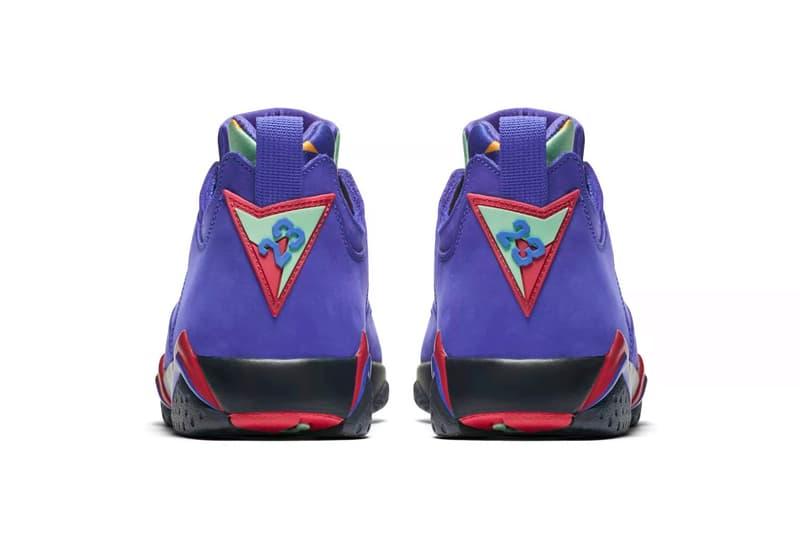 1129cf56456a62 Nike. air jordan 7 low nrg release date bordeaux taxi concord 2018  september footwear jordan brand