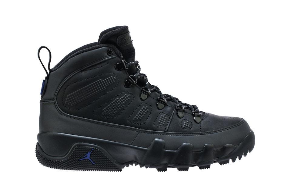 d91e30f93513a Air Jordan 9 Boot NRG Black