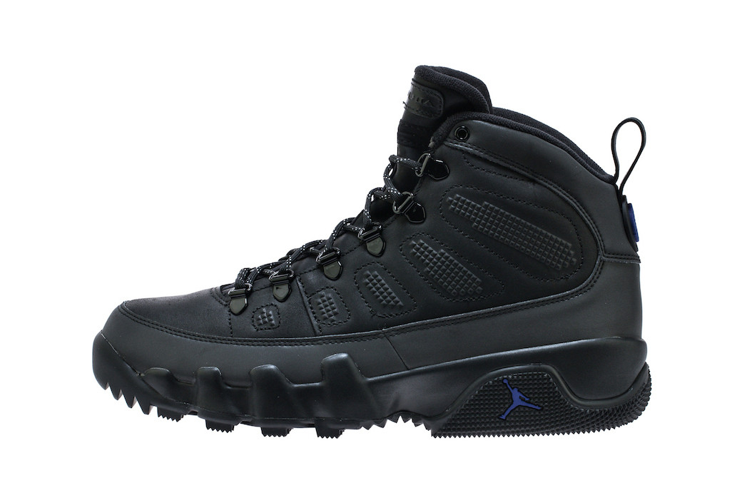 Air Jordan 9 Boot NRG Black \u0026 \