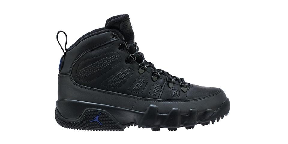 eb4bfc1014b6 Air Jordan 9 Boot NRG Black
