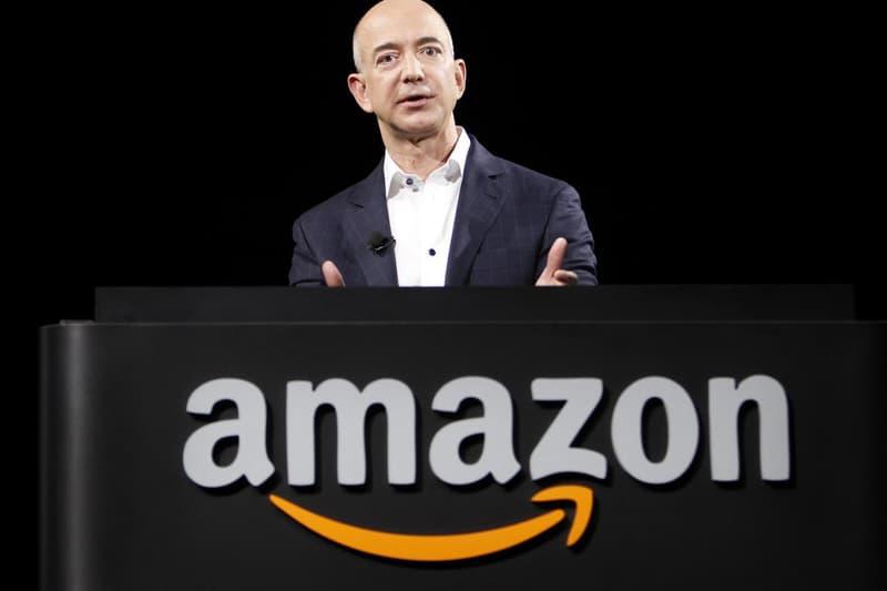 Amazon Jeff Bezos Apple Stock Market Valuation $1 Trillion USD One Dollar Price Worth Share Profit business tech