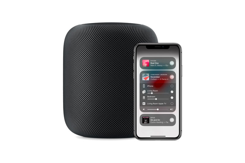 Apple HomePod New Features Siri Languages Details Lyrics Multiple Timers Make Receive Phone Calls FaceTime Audio iPhone XS Max XR