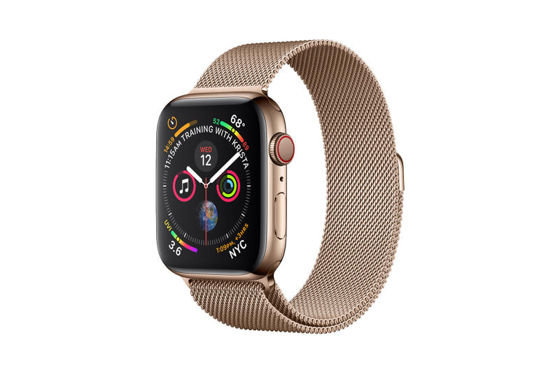 Apple Watch Series 4 Gather Round Tim Cook AppleEvent Event September 12 2018