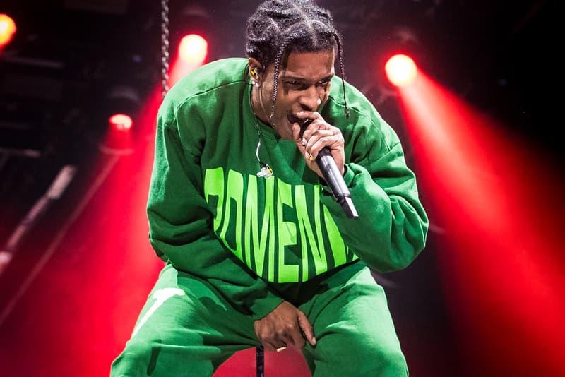 ASAP Rocky ASAP Twelvyy Karma Single Album Download Zip Stream 2017