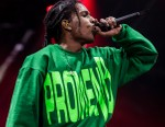 A$AP Rocky is Working With Two Huge Legends for His Third Album