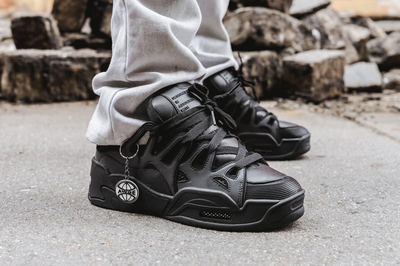 Osiris A$AP Rocky Under Armour Shoes
