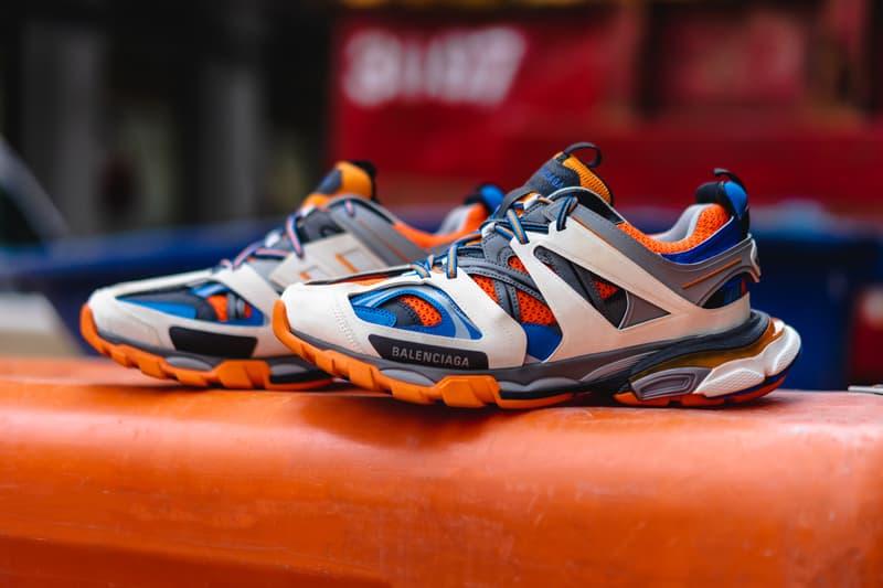 026eaa6c11ab Balenciaga Track Low-Top Sneaker Hypebeast ACL High-end Sneaker luxury  Trainers kicks sneakers
