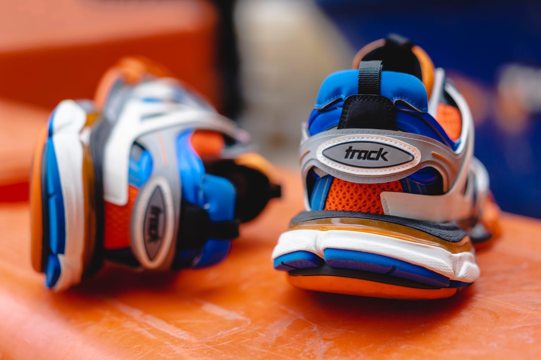balenciaga track sneaker Jewellery Carousell Singapore