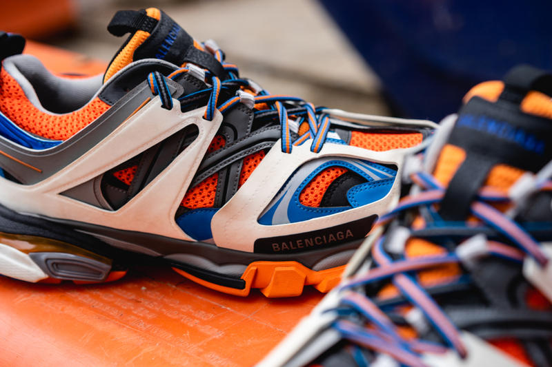Balenciaga Track Low-Top Sneaker Hypebeast ACL High-end Sneaker luxury Trainers kicks sneakers footwear Arena Triple-S Fusion colors style streetwear Release Date Hiking