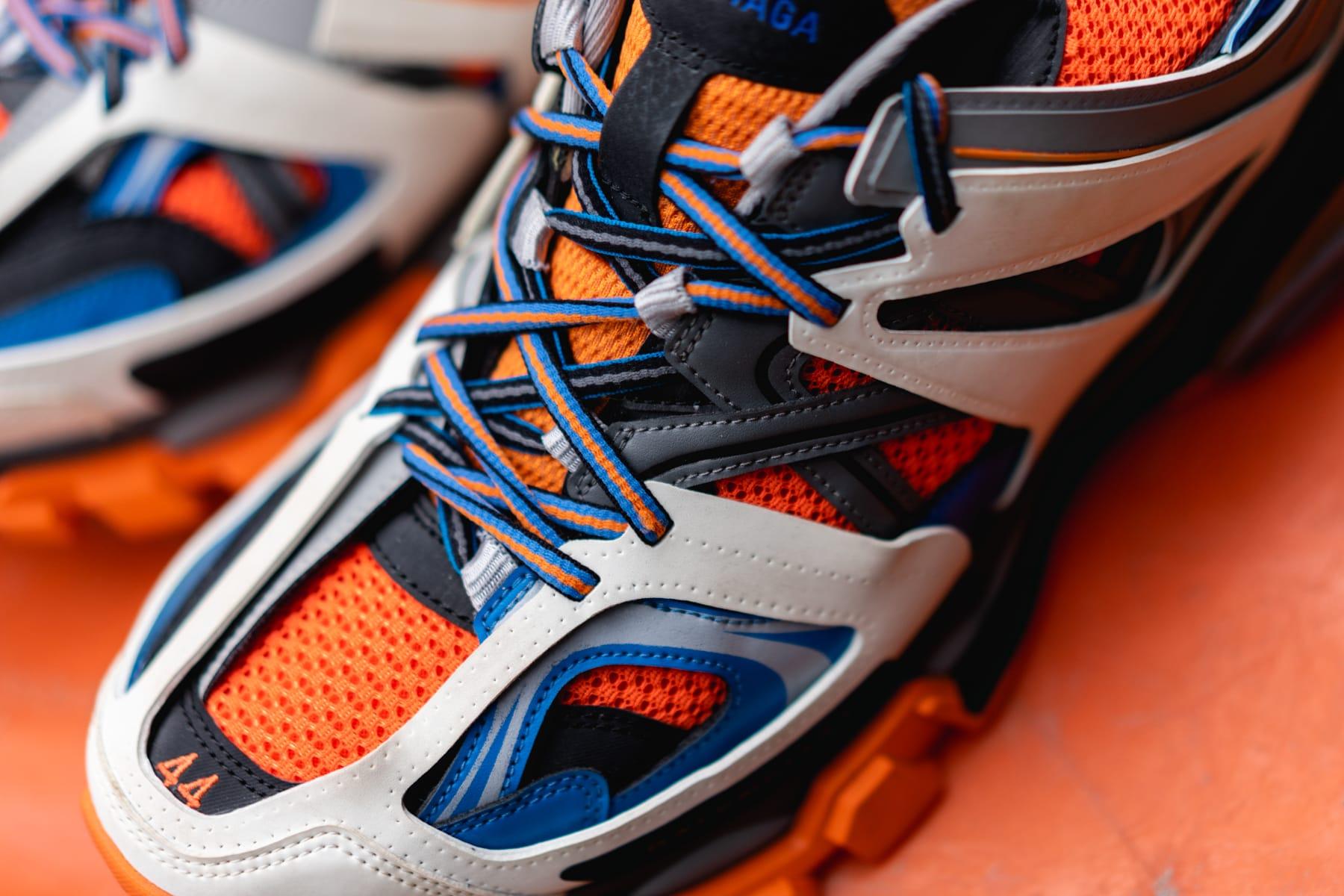 Balenciaga TRACK Sneaker: A Closer Look