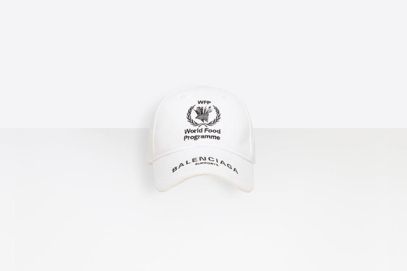 6f0fb14f Balenciaga The World Food Programme Capsule collection fall winter 2018  united nations release info