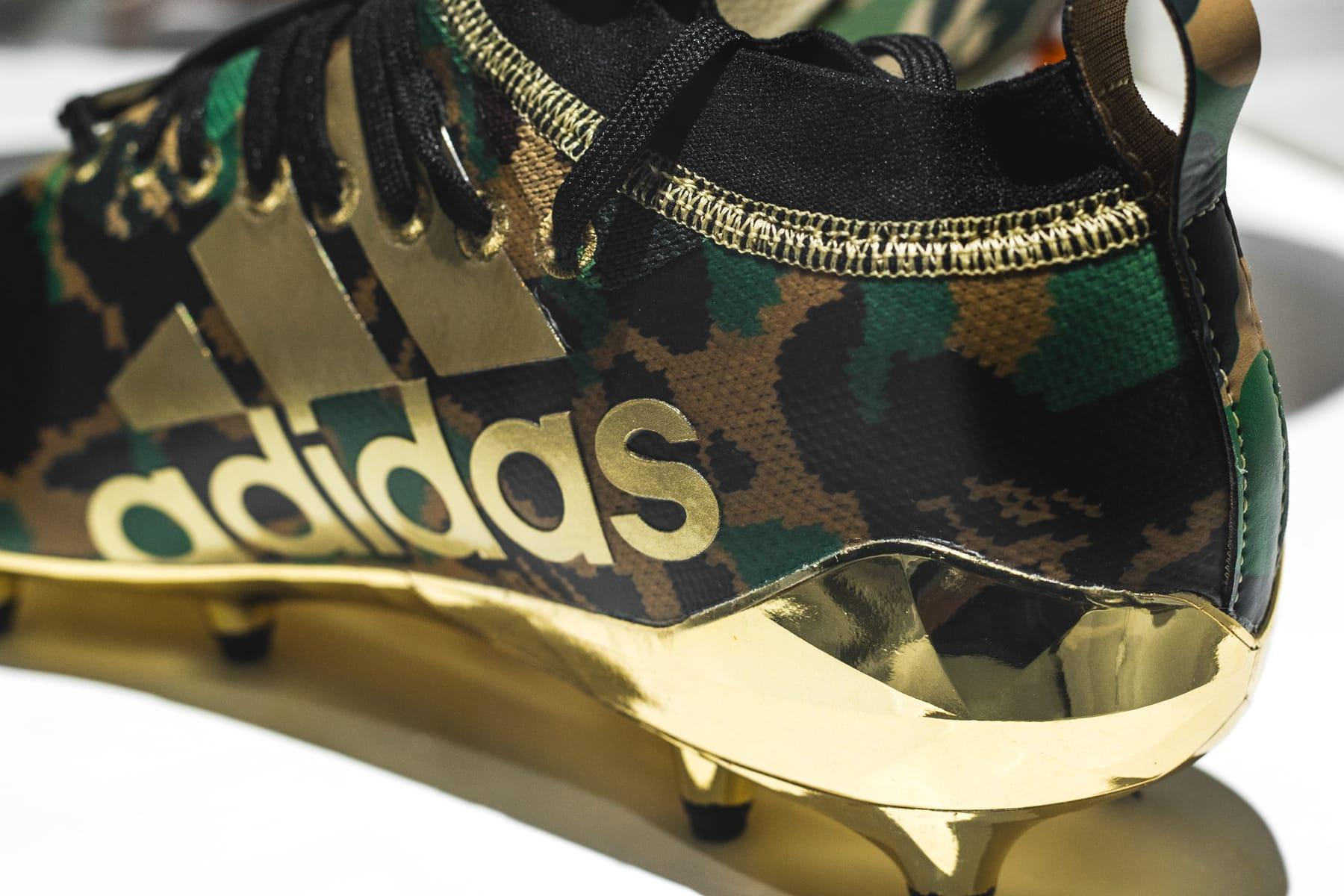 BAPE x adidas Football Collection
