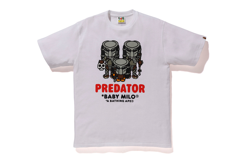 be73e50a 'Predator' x BAPE 2018 Collaboration | HYPEBEAST