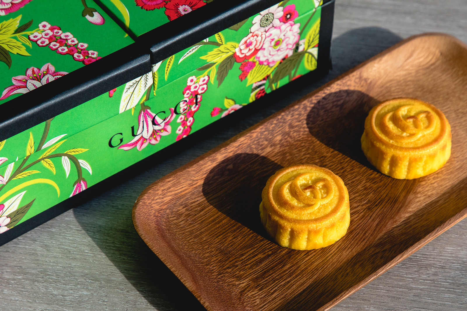 Burberry Louis Vuitton Bape A Bathing Ape Mooncake Mid-Autumn Festival Hong Kong Salvatore Ferragamo Thomas Burberry Gucci Fashion House Luxury Foodbeast Foodie Collectible Holidays