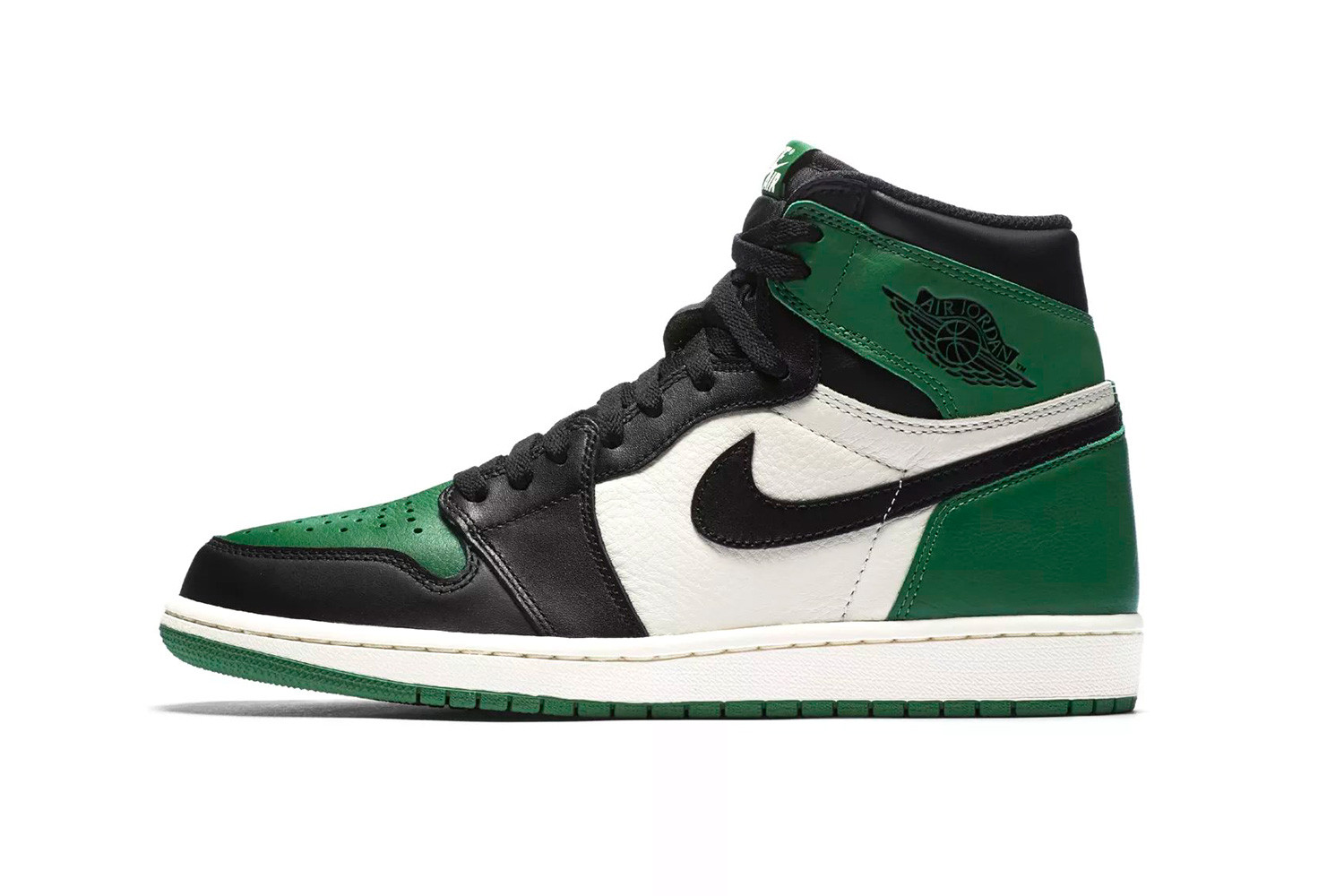 "c74872878df Air Jordan 1 Retro High OG ""Pine Green""   ""Court Purple"""