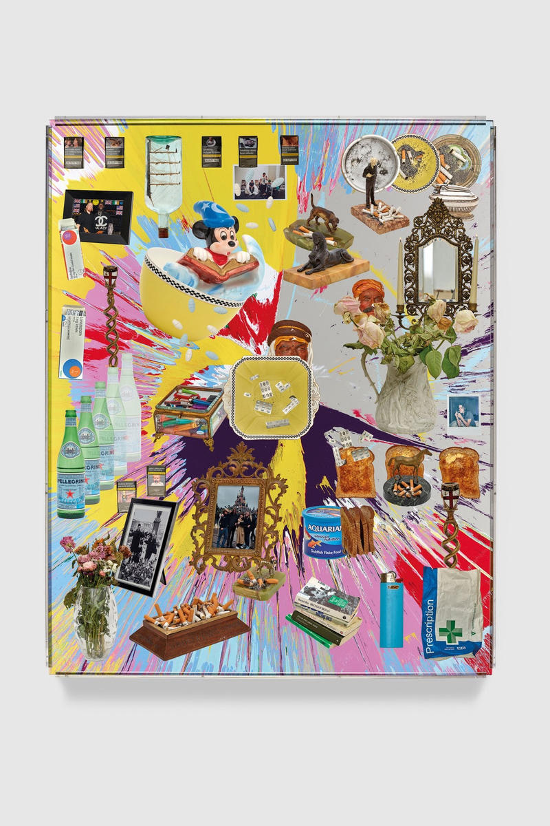 Blondey McCoy Us and Chem Exhibition Companion Book Solo HENI Publishing Damien Hirst First