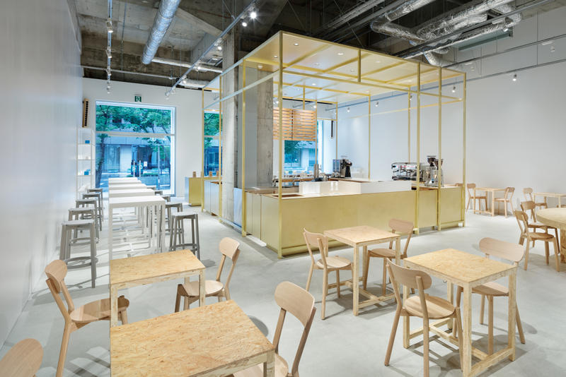 Blue Bottle Cafe Kobe Japan coffee design