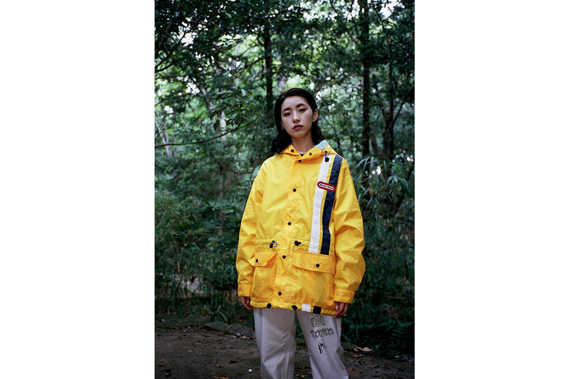 Brain Dead Fall 2018 Collection Lookbook kyle ng jackets t-shirts trousers caps socks accessories release info