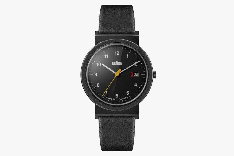 Braun AW 10 EVO Classic Watch Watches Details Leather Strap Available Buy Purchase Now Online Webstore