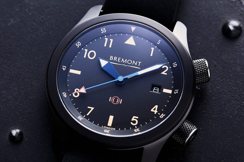 Bremont U-2/51-JET Watch for 'VENOM' Movie Tom Hardy watches timepiece time keeping aviator flight marvel comics movies films Spiderman English filmmaking British swiss watch