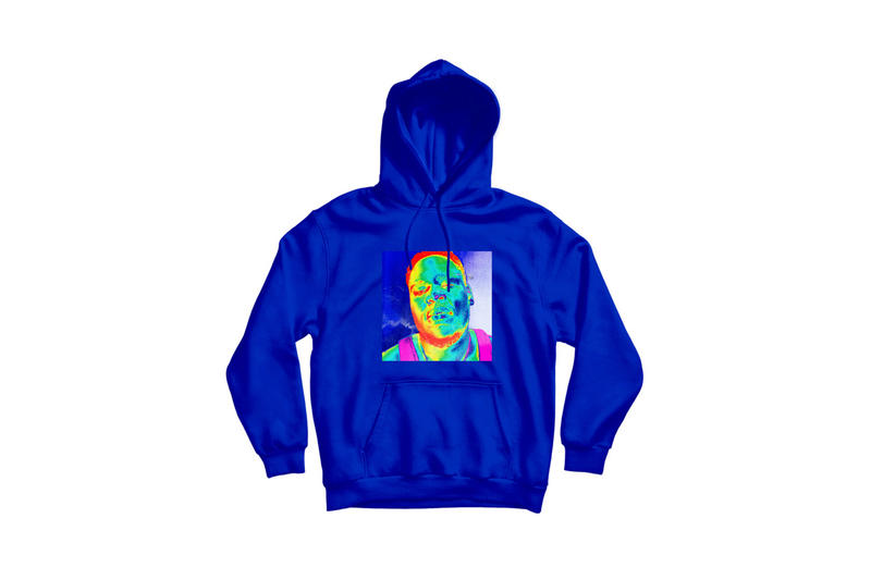 brockhampton iridescence merch collection blue hoodie
