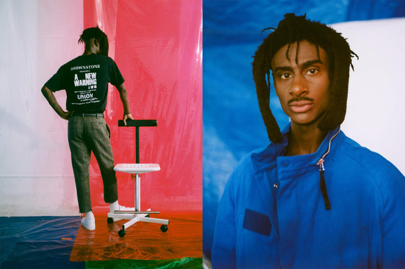 Brownstone A_New Warning Fall Winter 2018 Collection Lookbook union LA