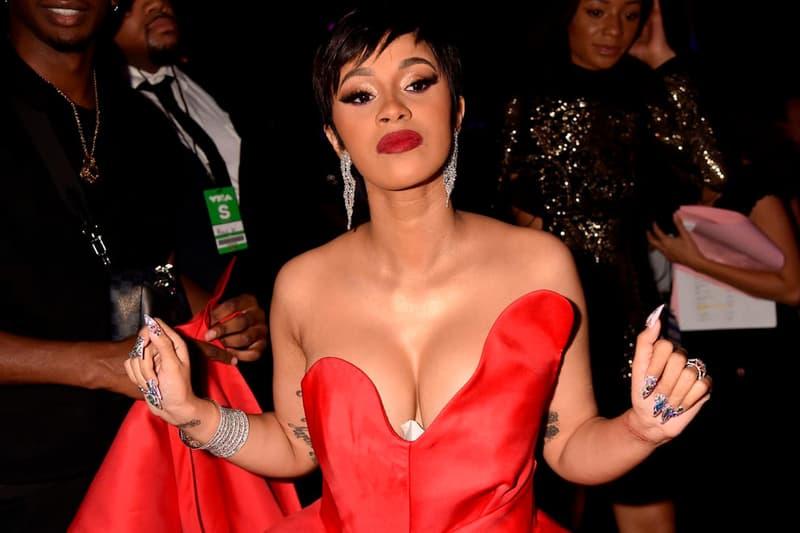 Cardi B Posts Scathing Message to Nicki Minaj Harper's Bazaar Icons new york city part