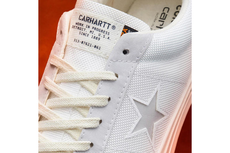 carhartt wip converse one star olive green clean black stark white shoes sneakers 2018 fall september