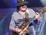 Carlos Santana featuring Nas - Back In Black (Performance on Lopez Tonight)