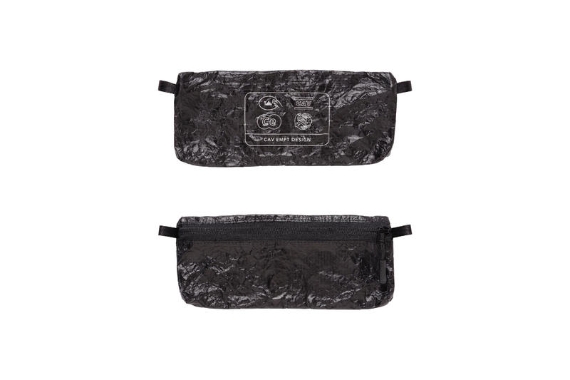 Cav Empt Fall/Winter 2018 Collection release info sweather jacket accessories pouch money bag