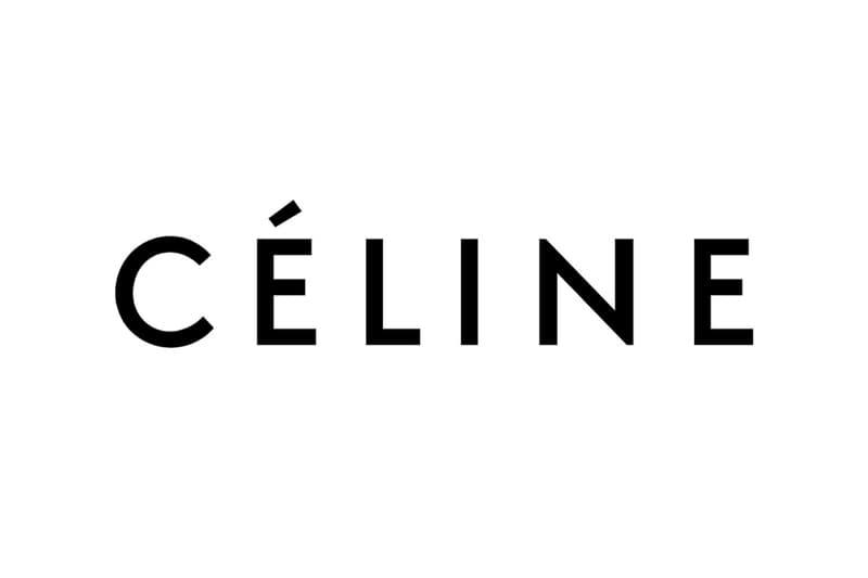 Céline New Logo 2018 Hedi Slimane phoebe philo instagram celine logo change branding