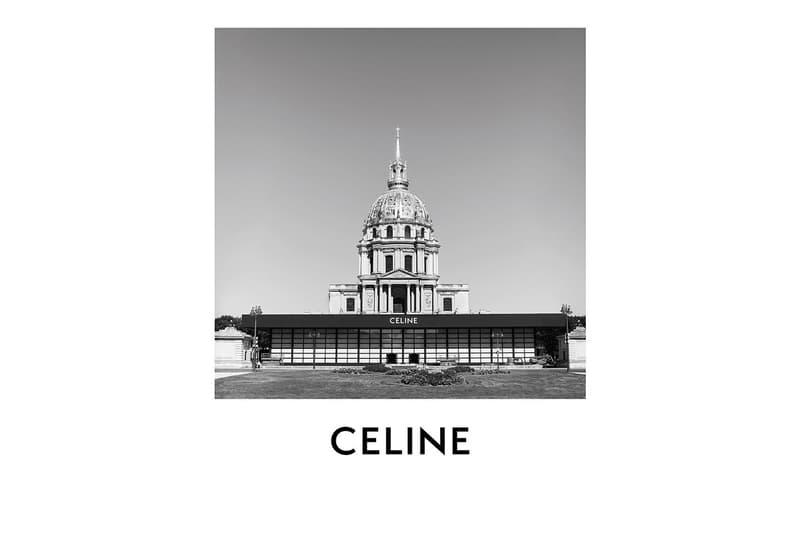 celine spring summer 2019 runway presentation show watch collection hedi slimane first debut paris fashion week spring summer 2019 watch stream video
