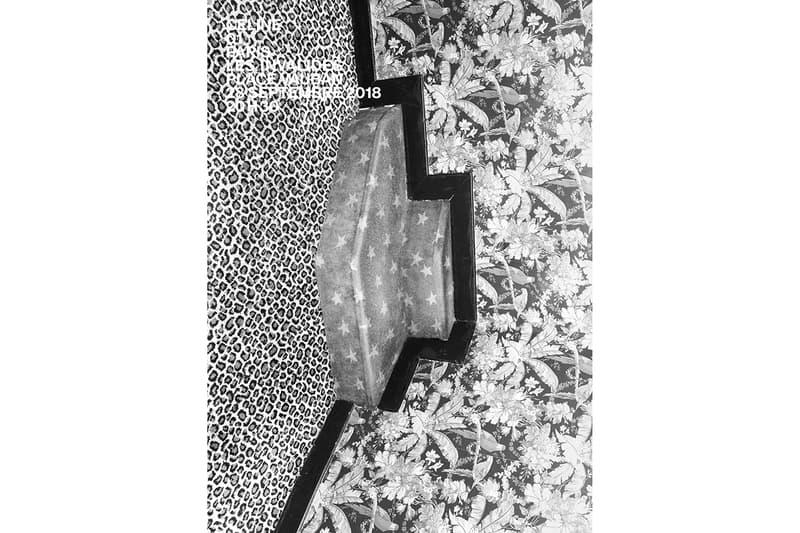 CELINE hedi slimane spring summer 2019 runway presentation show paris france art book photograph BALAJO  BUS PALLADIUM CHEZ CASTEL CHEZ JEANNETTE CHEZ MOUNE FOLIES PIGALLE LA CIGALE LA JAVA LE ROUGE PILE OU FACE poster canvas night club life 14 print
