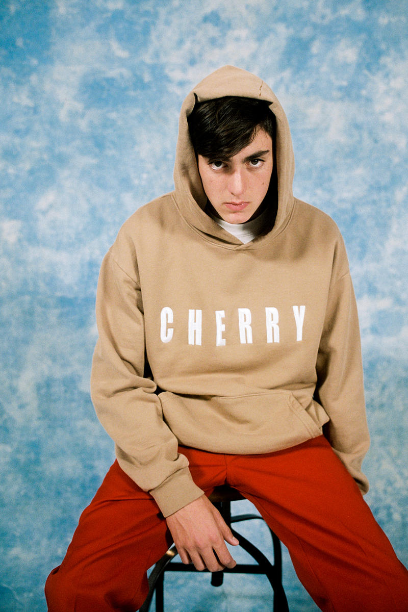 Cherry Los Angeles ADHD Lookbook collection NYC Pop-Up fall winter 2018 release imagery official hoodie pants converse tank top shirt tee buy purchase sell september 7 8 9 2018 drop date info