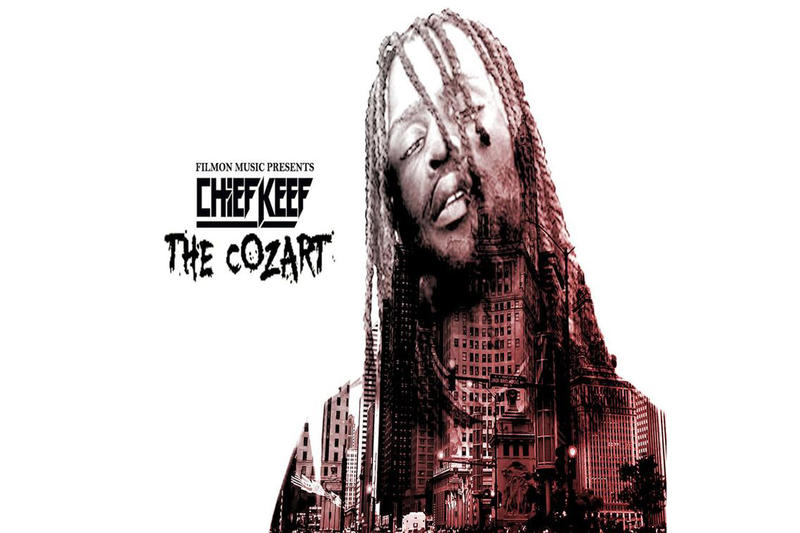 Chief Keef The Cozart new mixtape sosa chicago new project