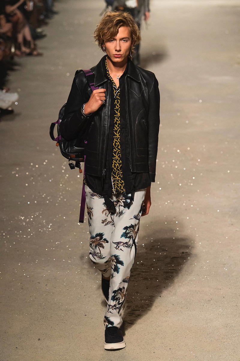 Coach 1941 Spring Summer 2019 Collection Runway Vogue Women's New York Fashion Week menswear stuart Vevers september