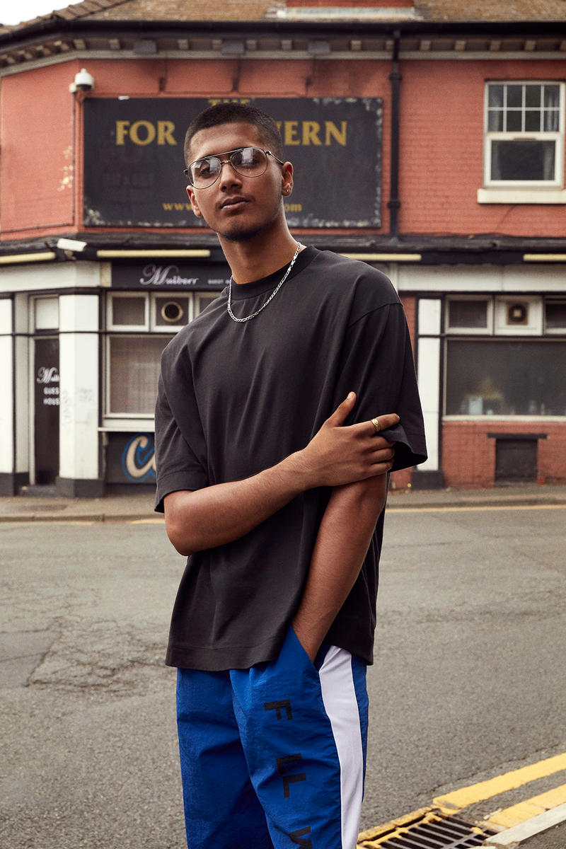 UK Youth Brand COLLUSION Launch Date ASOS Dan Emmerson Tom Sloan Somesuch
