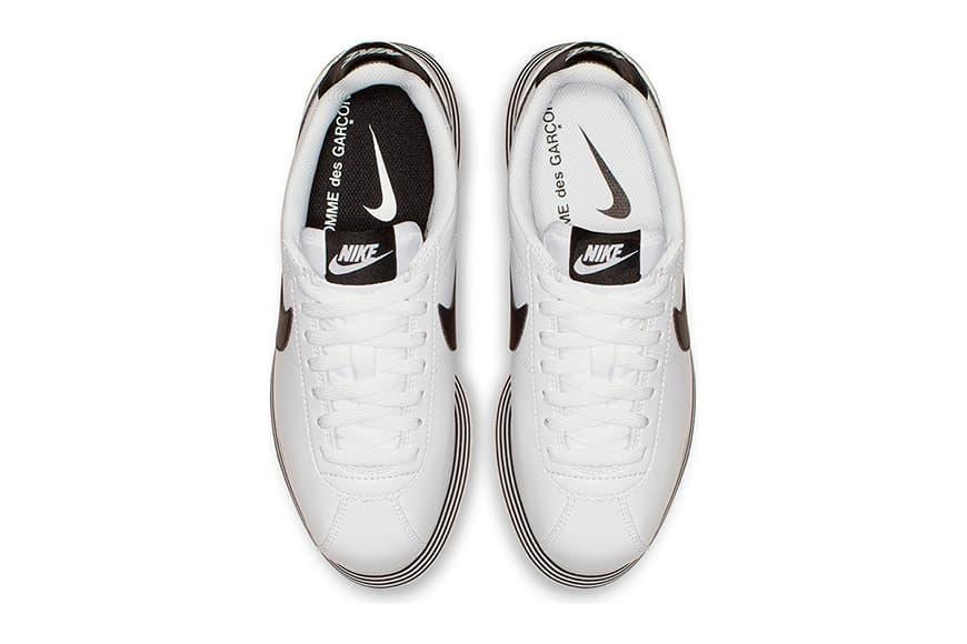 COMME des GARÇONS x Nike Cortez Platform Sneaker