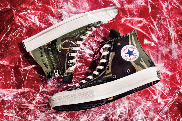 9b83703f0b84 HUMAN MADE   N.HOOLYWOOD Join Converse Japan for Exclusive Addict Sneakers