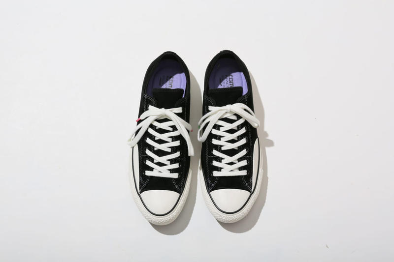Converse Black Pack 2018 Collection Details Sneakers Kicks Shoes Trainers Cop Purchase Buy Now Collab Collaboration F-LAGSTUF-F GOOD OL' 10匣 Brands Footwear low top all star one star slip on