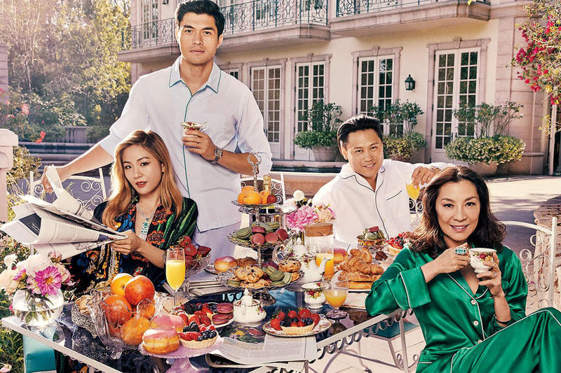 Crazy Rich Asians Highest top Grossing romantic comedy box office U.S. constance wu Henry Golding Asian American cast 2009 most money box office 117 28 million usd