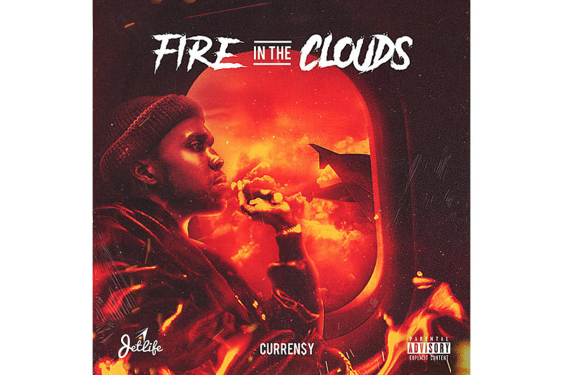 "Curren$y Album ""Fire in the Clouds"""