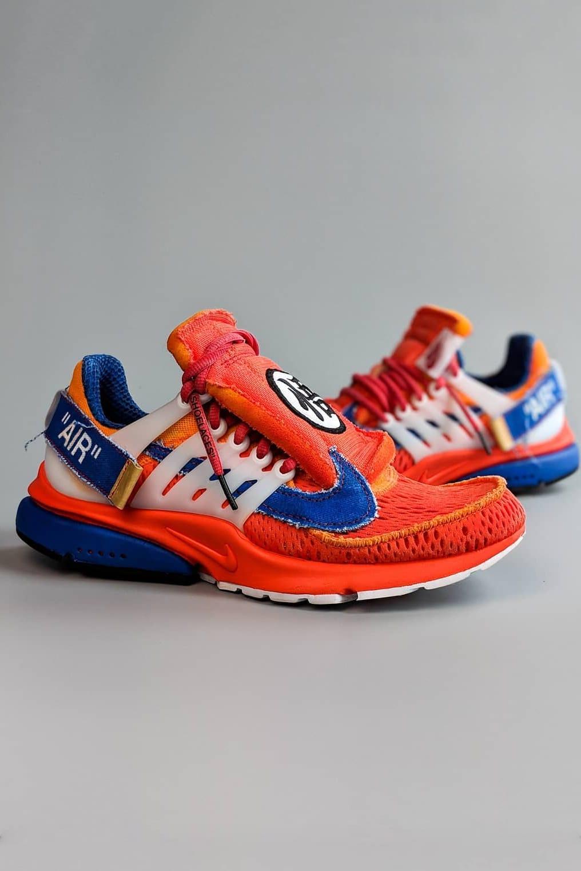 x Nike Presto 'Dragon Ball Z' Custom