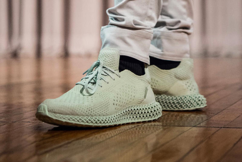 competitive price ea53f 18e07 Daniel Arsham adidas FUTURECRAFT 4D Release Date 3d sneaker carbon printed  snarkitecture price info